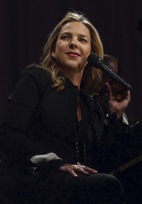 Leah Hogsten | The Salt Lake Tribune Diana Krall plays Kingsbury Hall, September 24, 2013.