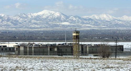 Francisco Kjolseth  |  The Salt Lake Tribune Utah State Prison
