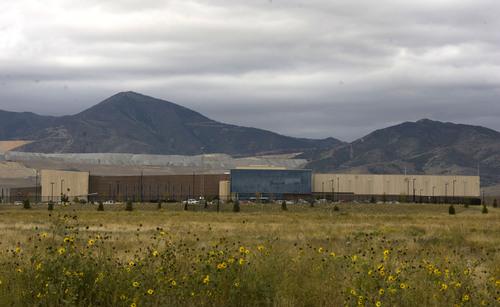 Rick Egan  | The Salt Lake Tribune   eBay is opening up the new phase to its data center in South Jordan, Thursday, September 26, 2013.