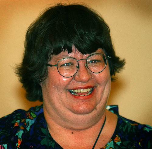 Lavina Fielding Anderson in 2003