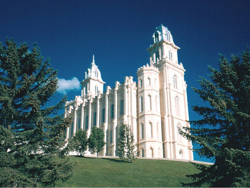 The Manti Temple of The Church of Jesus Christ of Latter-day Saints is included on the American Institute of Architects Utah chapter list of 30 most significant buildings. Manti is among the Mormon pioneer settlements whose history would be preserved through the Mormon Pioneer National Heritage Area.