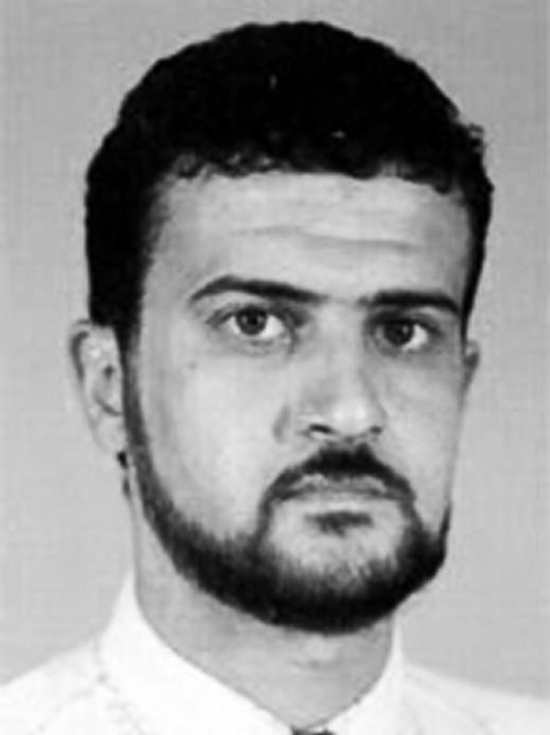 This image from the FBI website shows Anas al-Libi. Gunmen in a three-car convoy seized Nazih Abdul-Hamed al-Ruqai, known by his alias Anas al-Libi, an al-Qaeda leader connected to the 1998 embassy bombings in eastern Africa and wanted by the U.S. for more than a decade outside his house Saturday in the Libyan capital, his relatives said. (AP Photo/FBI)