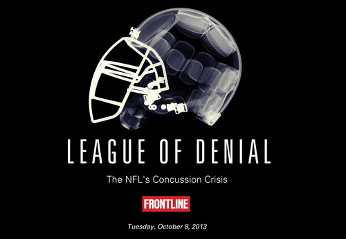 """League of Denial"" airs Tuesday, Oct. 8, at 8 p.m. on KUED-Channel 7. Courtesy photo"