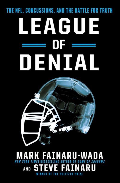 "The book ""League of Denial"" will be in bookstores on Tuesday, Oct. 8. Courtesy photo"