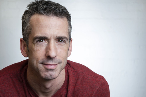 Courtesy photo Dan Savage - the author, sex-advice columnist and LGBT activist - will deliver the keynote speech at University Pride Week, Wednesday, Oct. 9, at the University of Utah's Olpin Union Building.