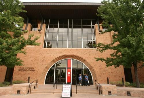 Leah Hogsten | The Salt Lake Tribune The University of Utah's Heritage Center,  Wednesday, October 2, 2013.