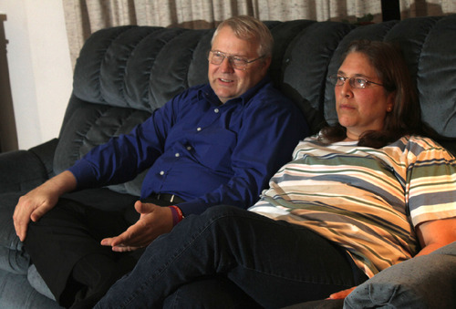 Rick Egan   |  The Salt Lake TribuneChuck and Judy Cox, parents of Susan Powell, talk about the disappearance of their daughter last December, during an interview in their home in Puyallup, Washington,  Thursday, November 4, 2010.