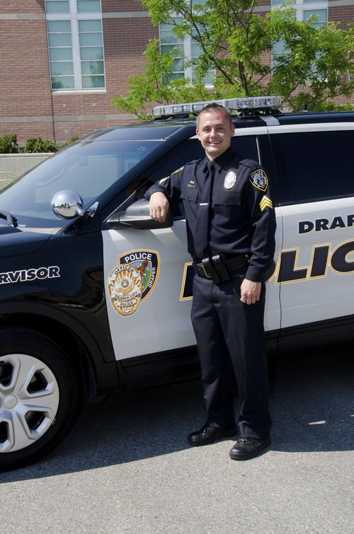 Sgt. Derek Johnson