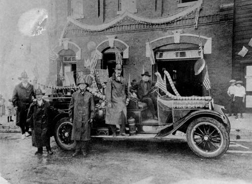 Salt Lake Tribune archive  Park City fire department.