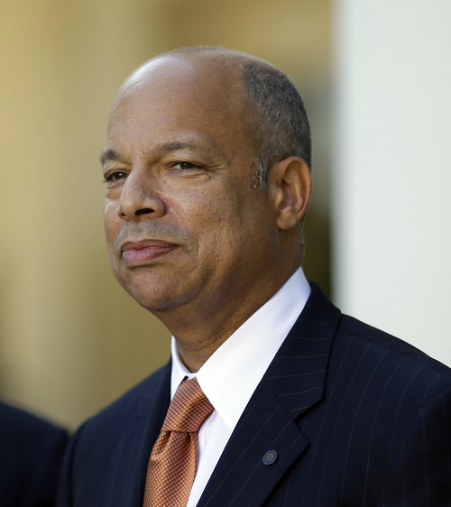 Jeh Johnson • President Barack Obama's choiceHomeland Security Secretary