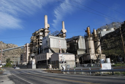 Brian Maffly | The Salt Lake Tribune The Carbon Power Plant, located a few miles up the Price River from Helper, is expected to be retired in 2015 rather than be retrofitted with emission-control equipment needed to meet new federal standards for mercury.