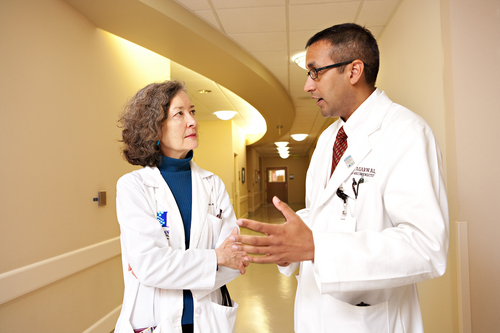 Courtesy photo | Huntsman Cancer Institute Saundra Buys, co-director of the High Risk Breast Cancer Clinic at Huntsman Cancer Institute and one of the principal investigators of a long-term study of environmental, familial and dietary factors in the development of breast cancer.