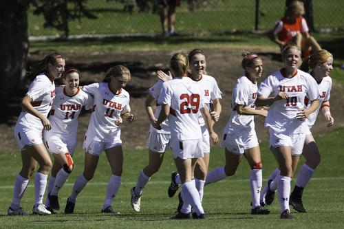 University of Utah women's soccer team. Courtesy University of Utah
