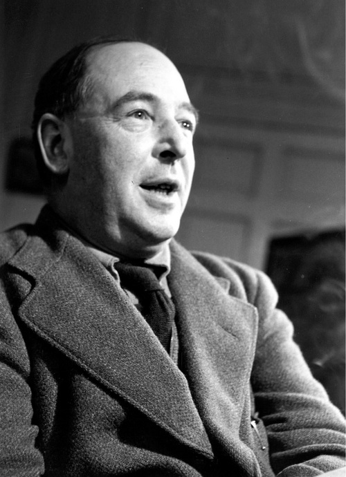 """This undated photo of writer C.S. Lewis was provided by publisher Harper Collins. The December 2005 elease of the lavish Disney-Walden Media film """"The Chronicles of Narnia: The Lion, the Witch and the Wardrobe,"""" based on the first of Lewis' seven children's novels, is creating a new round of Lewis mania. (AP Photo/Hulton Deutsch Collection, John Chillingworth)"""