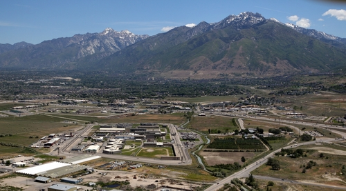 Inmates at state prison facilities, including the Utah State Prison in Draper, will no longer be able to receive mail containing drawings made with crayons or markers because of concerns the colorings made be tainted with a drug paste. Rick Bowmer  |  Associated Press file photo