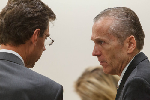 Martin MacNeill ï Accused of killing his killing his wife, Michele MacNeill, in 2007.