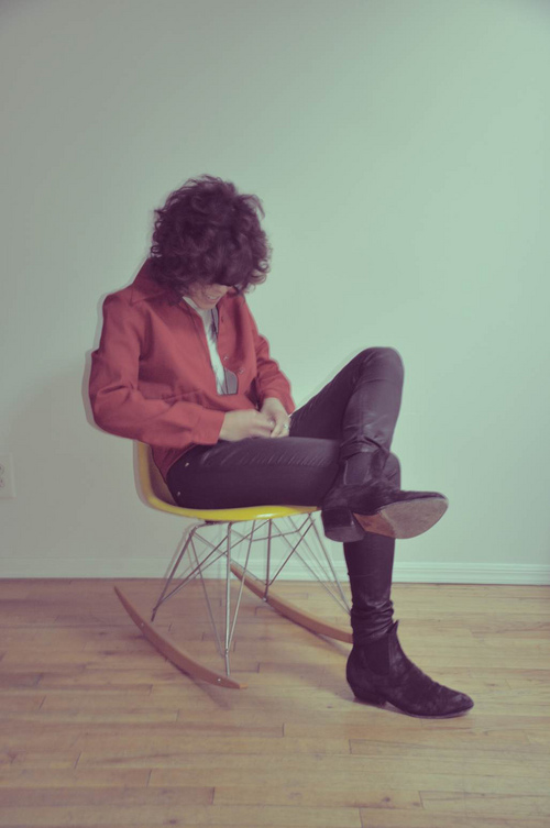   Courtesy Musician Nico Turner will perform at The Depot on Nov. 25, opening for Cat Power.