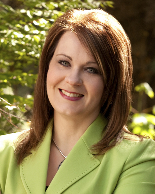 Cherie Wood, candidate for South Salt Lake mayor. Courtesy of Cherie Wood.