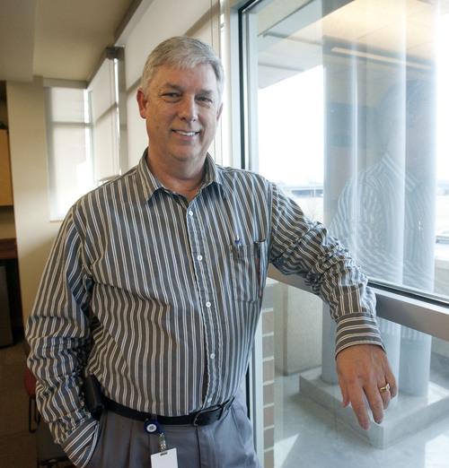 Steve Griffin | The Salt Lake Tribune   Taylorsville mayor, Jerry Rechtenbach, in the Taylorsville City Hall in Taylorsville, Utah Friday March 8, 2013.