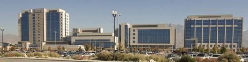 |  Tribune file hoto The Intermountain Medical Center campus in Murray.