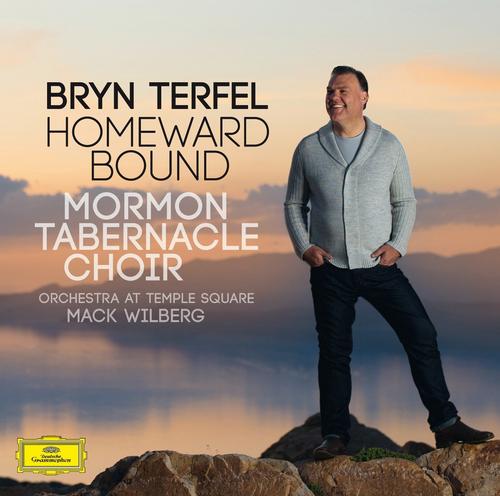 "Courtesy photo ""Homeward Bound"" by Bryn Terfel and the Mormon Tabernacle Choir"