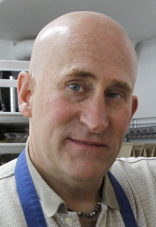 Al Hartmann  |  The Salt Lake Tribune Tim Lawson, friend and fundraiser for former Utah Attorney General Mark Shurtleff