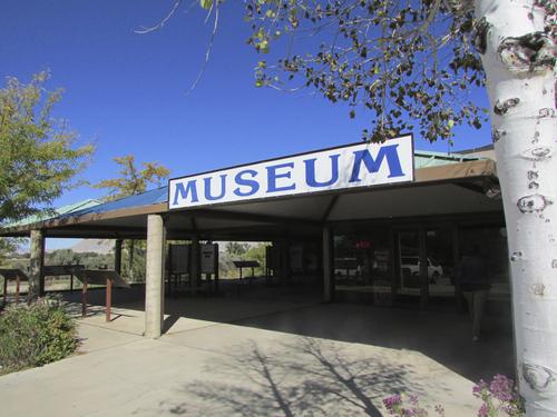 Foyer Museum Utah : Green river s john wesley powell museum traces history of