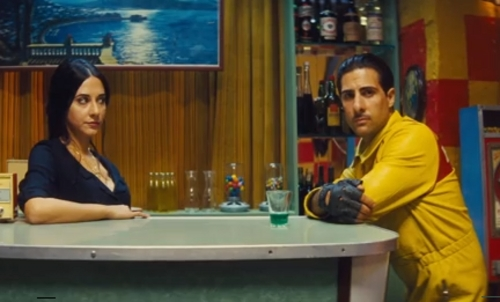 Screen Capture Famed director Wes Anderson recently released a new short film featuring both actor Jason Schwartzman and the director's signature, off-beat style.