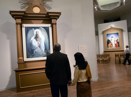 Byu To Showcase Paintings Of Three European Masters The Salt