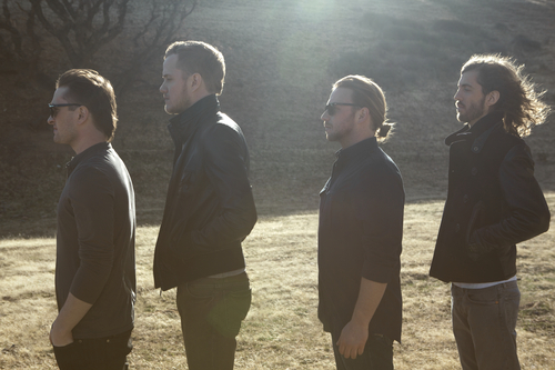 Imagine Dragons' first album was released Sept. 4.