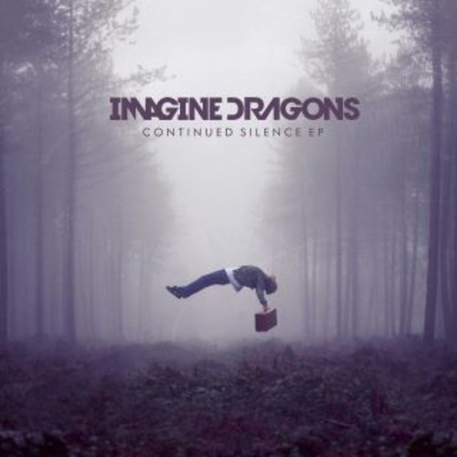 Cover of Imagine Dragons EP. Courtesy image.