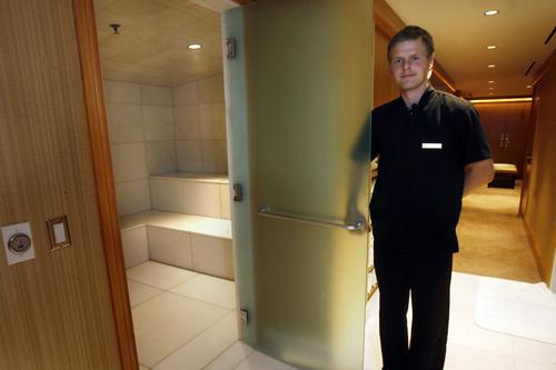 spa concierge