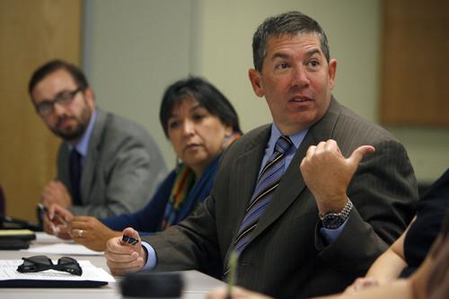 Francisco Kjolseth  |  Tribune file photo  Utah Department of Workforce Services Director Jon Pierpont