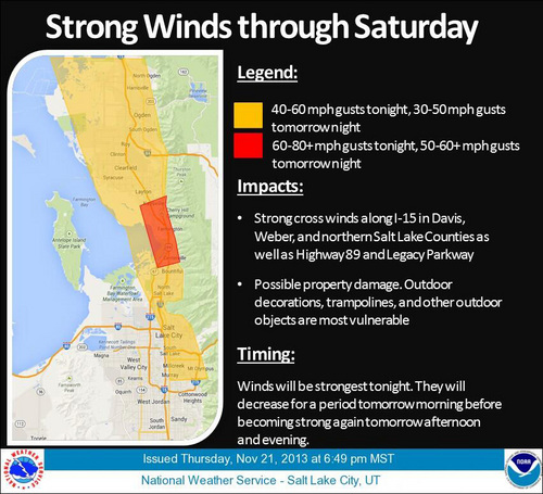 | Courtesy National Weather Service