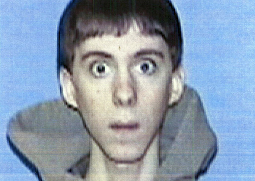 FILE - This undated file identification photo released Wednesday, April 3, 2013 by Western Connecticut State University in Danbury, Conn., shows former student Adam Lanza, who authorities said opened fire inside the Sandy Hook Elementary School in Newtown, Conn., on Friday, Dec. 14, 2012, killing 26 students and educators. Investigators released a report on the shooting Monday, Nov. 25, 2013, by the prosecutor overseeing the probe, State's Attorney Stephen Sedensky III. (AP Photo/Western Connecticut State University, File)