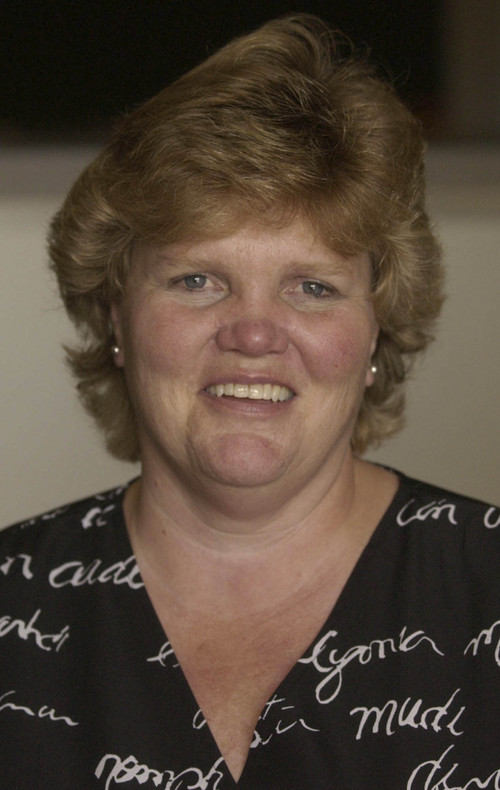Tribune file photo Patti Harrington, former Utah state schools superintendent