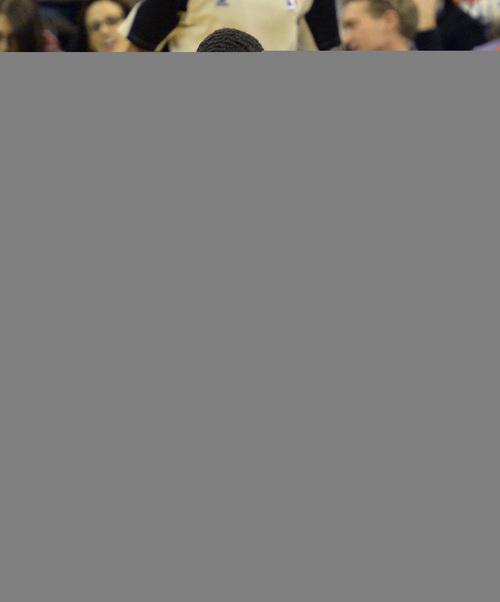 Rick Egan    The Salt Lake Tribune   Utah Jazz point guard Trey Burke (3) steals the ball from Houston Rockets point guard Aaron Brooks (0), in NBA action, Utah Jazz vs. the Houston Rockets, at the EnergySolutions Arena, Monday, December 2, 2013.