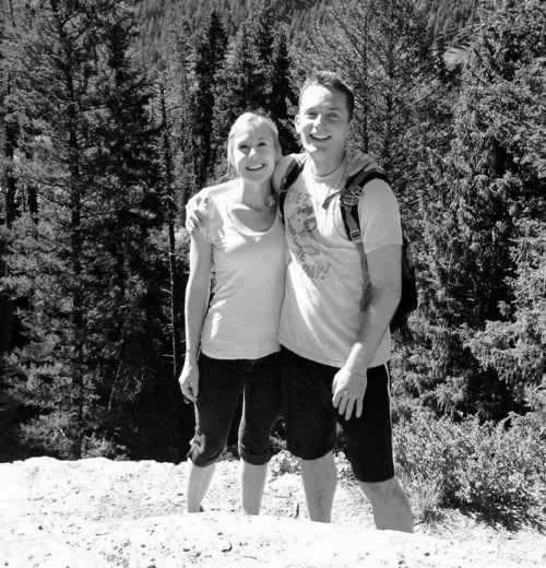 Jonathan Norton and Amber Smith were reportedly on board the plane that went missing Sunday over Idaho. Norton and Smith are students at BYU-Idaho and are engaged. Courtesy photo