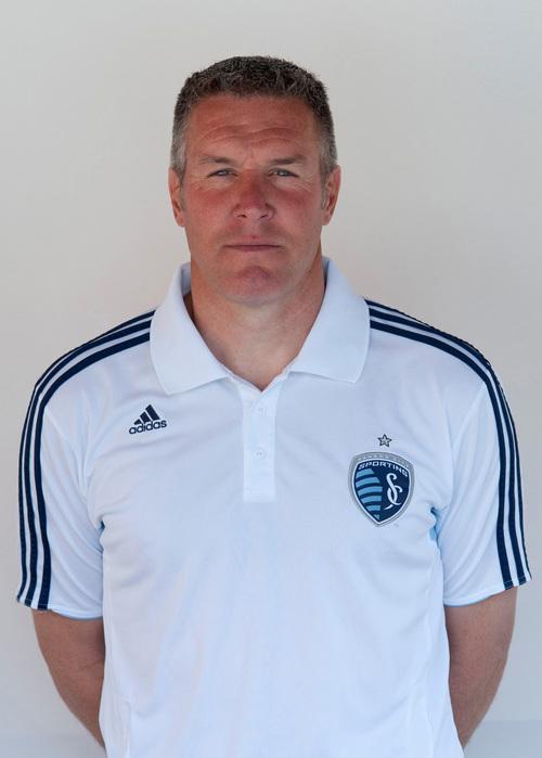 | Courtesy Sporting Kansas City coach Peter Vermes