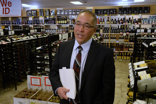 Rick Egan  | The Salt Lake Tribune   Doug Murakami, alcohol education director, talks about what the state is doing to remind parents to keep their underage children away from alcohol.