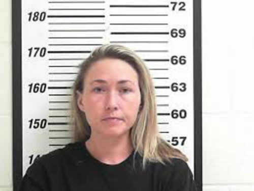 | Courtesy Davis County Jail Brianne Land Altice
