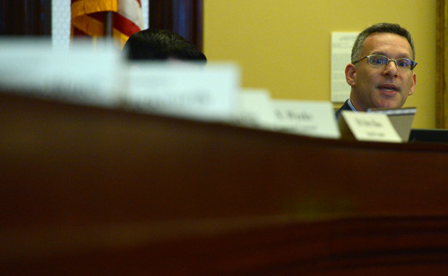 Steve Griffin     The Salt Lake Tribune   Steve Reich, special counsel, for the House Special Investigative Committee, present its findings for alleged misconduct by former Attorney General John Swallow at the Capitol in Salt Lake City, Utah Thursday, December 19, 2013.