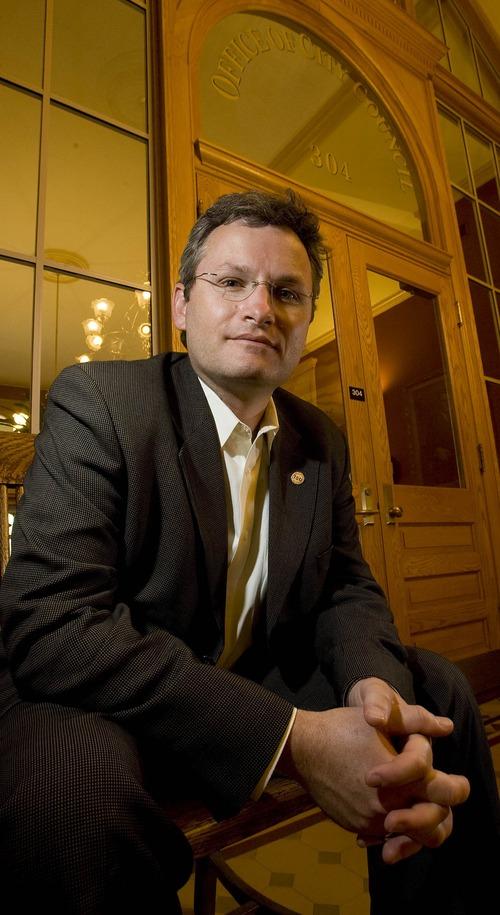 Soren Simonsen • District 7 Salt Lake City Councilman