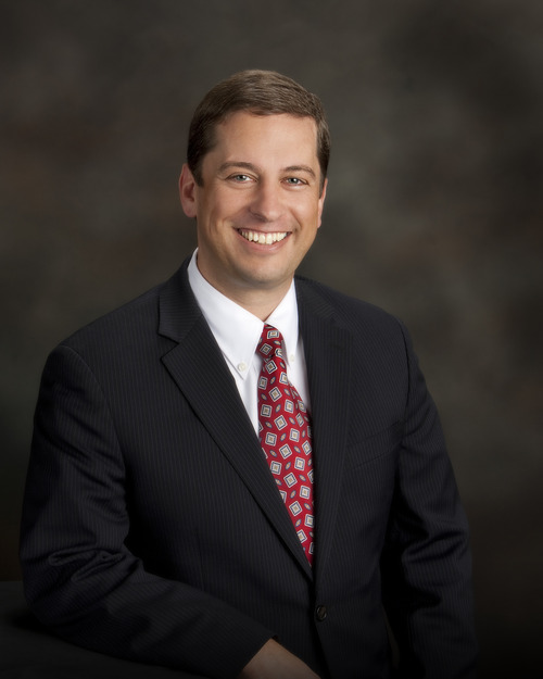Sen. Aaron Osmond, R-South Jordan, is being challenged by Aleta Taylor. Courtesy Image