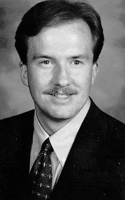 Chad Bennion County GOP boss