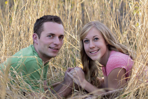   Courtesy Alan Dayton A six-person plane carrying Jonathon Norton and his fiancée Amber Smith crashed Dec. 1 in a remote part of Idaho. Searchers located the plane Jan. 10.