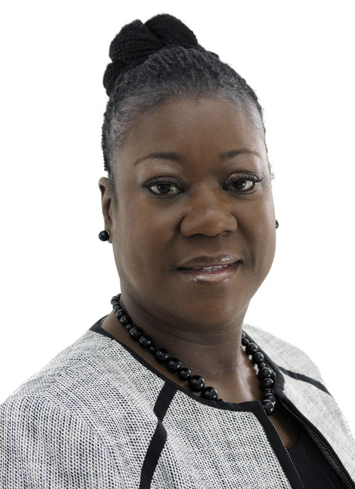 | Courtesy University of Utah Sybrina Fulton, mother of Trayvon Martin