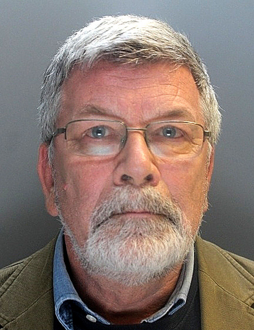 This undated photo issued on Thursday Jan. 16, 2014 by the National Crime Agency shows Michael Eller, a member of an organized crime group, as child abuse investigators in Britain, the United States and Australia have dismantled the organized crime group that streamed live webcam footage of child sexual abuse from the Philippines for paying viewers around the world. (AP Photo/National Crime Agency)