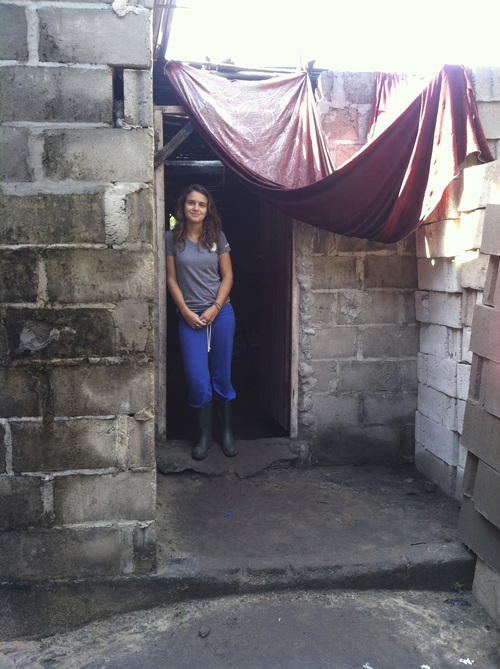 "| Courtesy Sarah Imperiale Utahn Sarah Imperiale, seen here in a contact's house in Biera, Mozambique, spent 11 months traveling to 10 countries with an interdenominational Christian missions group dedicated to serving ""the least of these."""