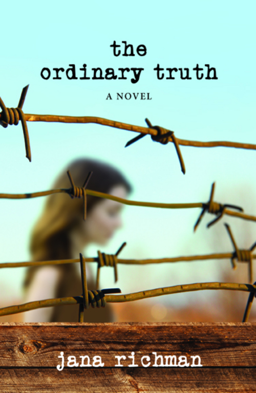 """""""The Ordinary Truth"""" by Jana Richman is the """"Utah Lit"""" selection for January."""